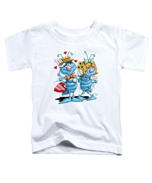 Love Bugs Toddler T-Shirt