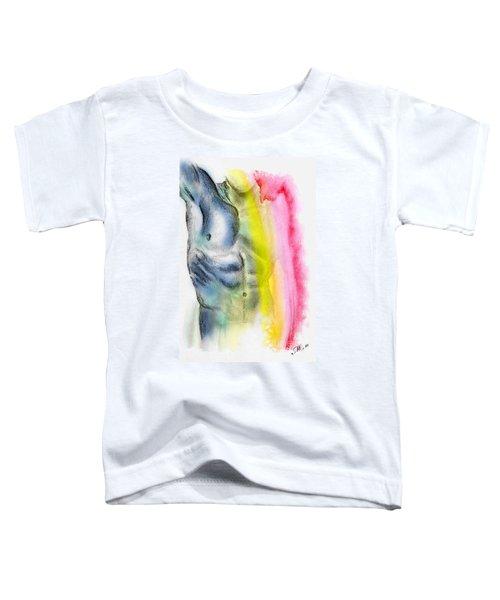 Love Colors - 4 Toddler T-Shirt