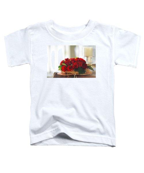 Love Message Toddler T-Shirt