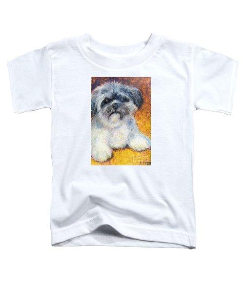 Love My Lhasa Toddler T-Shirt