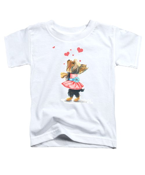 Love Without Ends Toddler T-Shirt