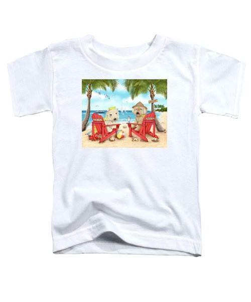 Loving Key West Toddler T-Shirt