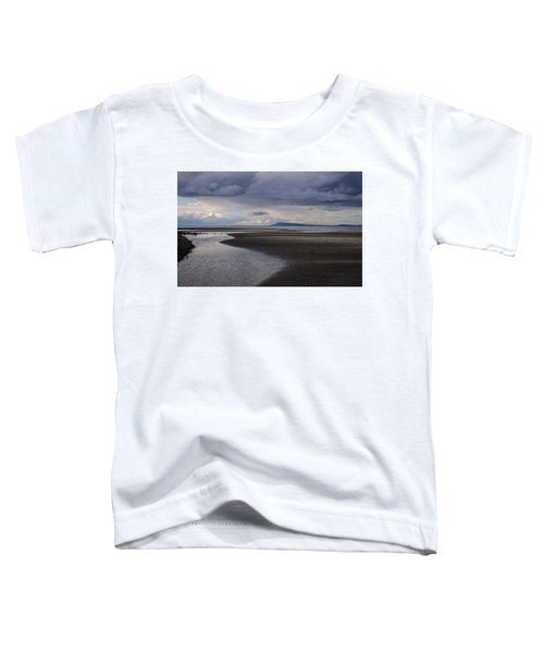 Tidal Design Toddler T-Shirt