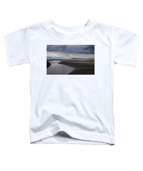 Tidal Design Toddler T-Shirt