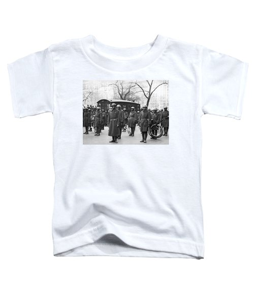 Lt. James Reese Europe's Band Toddler T-Shirt by Underwood Archives