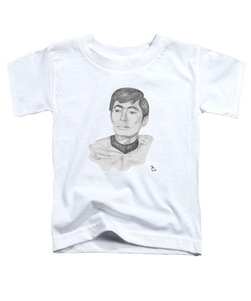 Lt. Sulu Toddler T-Shirt