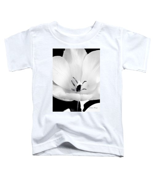 Toddler T-Shirt featuring the photograph Luminance by Susan Kinney