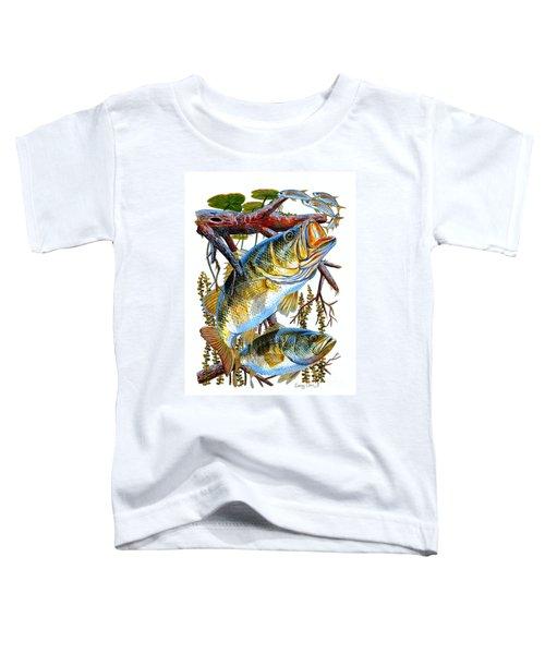 Lurking Bass Toddler T-Shirt