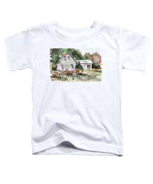Maine Sunshine Toddler T-Shirt