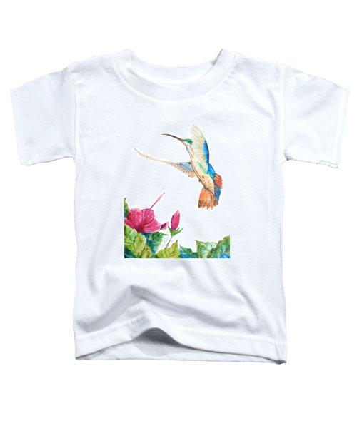 Mango Hummingbird Toddler T-Shirt
