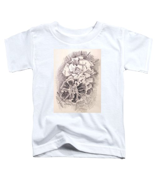 Marigolds Toddler T-Shirt