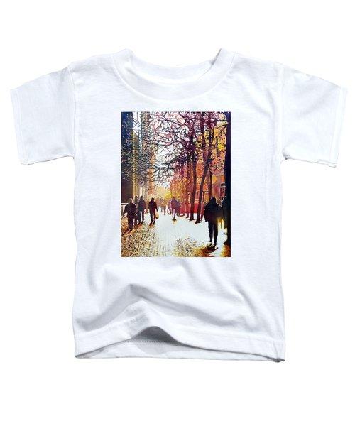 Market Street Toddler T-Shirt