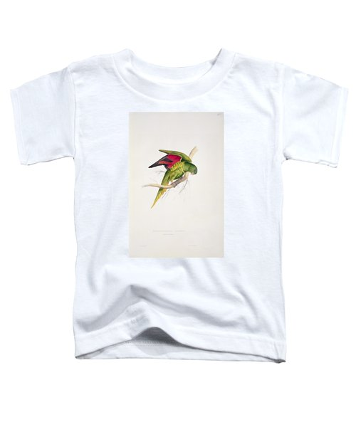 Matons Parakeet Toddler T-Shirt
