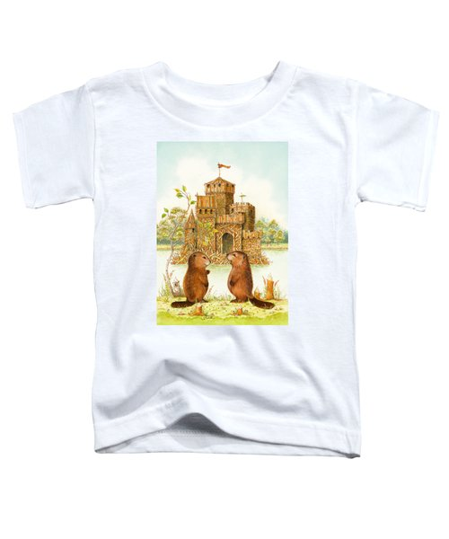 Mclodge Toddler T-Shirt by Lynn Bywaters
