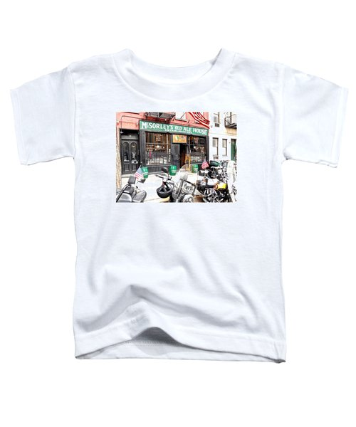 Mcsorley's Old Ale House Toddler T-Shirt