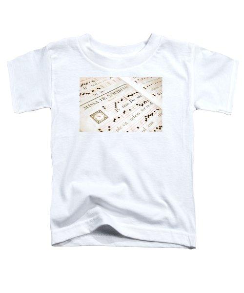 Mediavel Chorus Book  Toddler T-Shirt