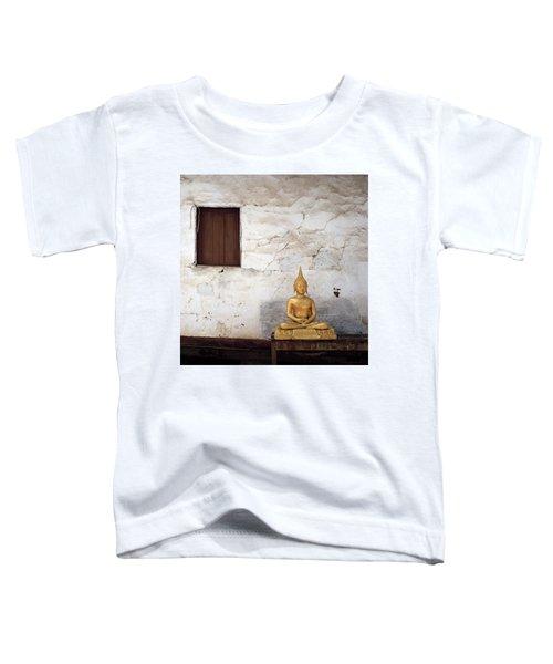 Meditation In Laos Toddler T-Shirt