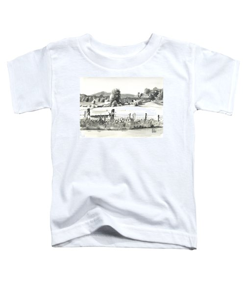 Midsummer View Out Route Jj   No I101 Toddler T-Shirt