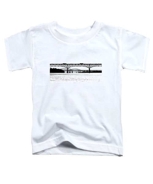 Millard Tydings Memorial Bridge Toddler T-Shirt