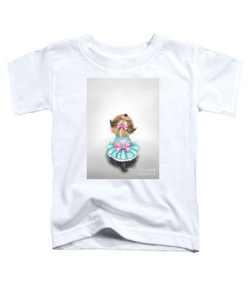 Miss Pretty Toddler T-Shirt