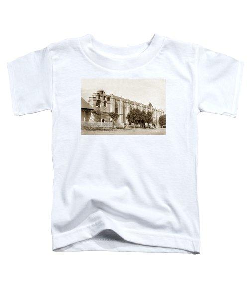 Mission San Gabriel Arcangel California Circa 1895 Toddler T-Shirt