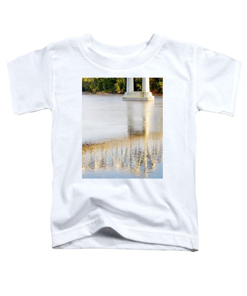 Mississippi Reflection Toddler T-Shirt