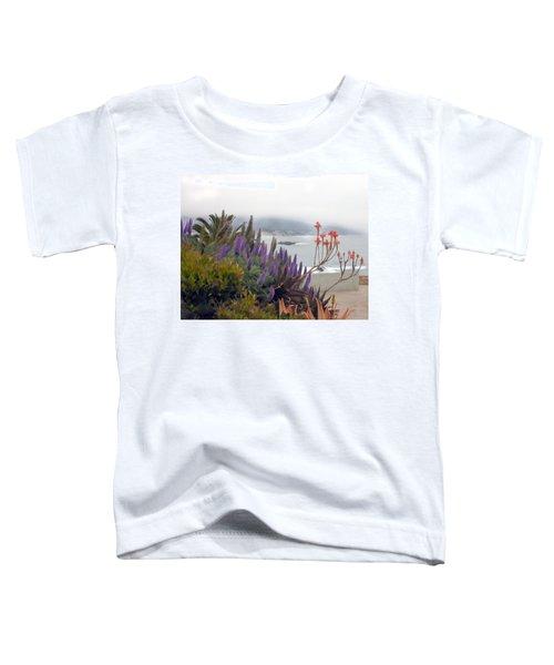 Misty Morning In Laguna Toddler T-Shirt
