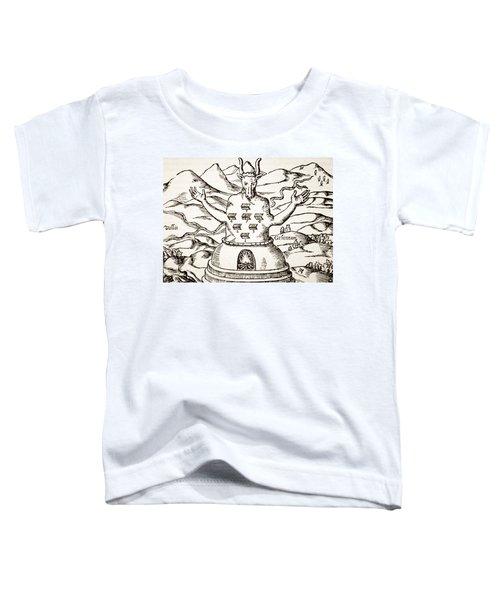 Moloch Toddler T-Shirt
