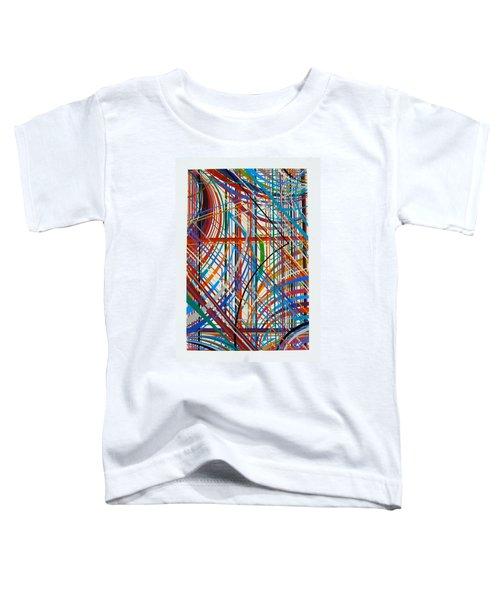Monday Morning Toddler T-Shirt