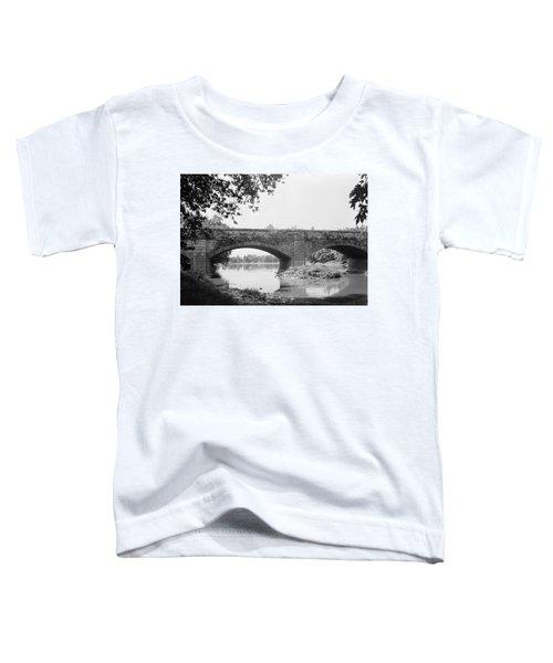 Monocacy Aqueduct, 1936 Toddler T-Shirt