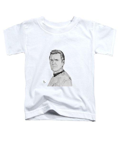 Montgomery Scott Toddler T-Shirt