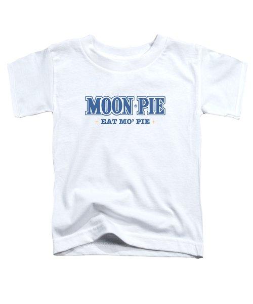 Moon Pie - Mo Pie Toddler T-Shirt