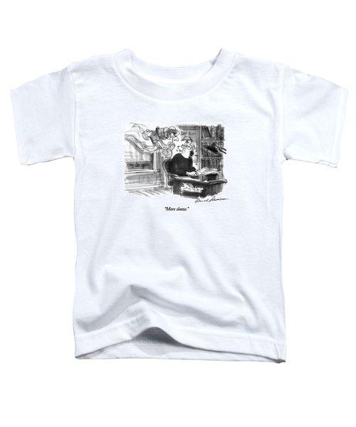 More Sleaze Toddler T-Shirt