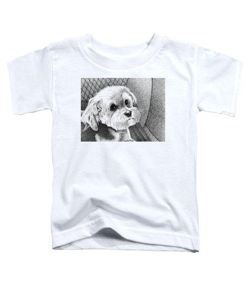Morkie Toddler T-Shirt