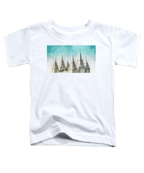 Morning Glory Toddler T-Shirt