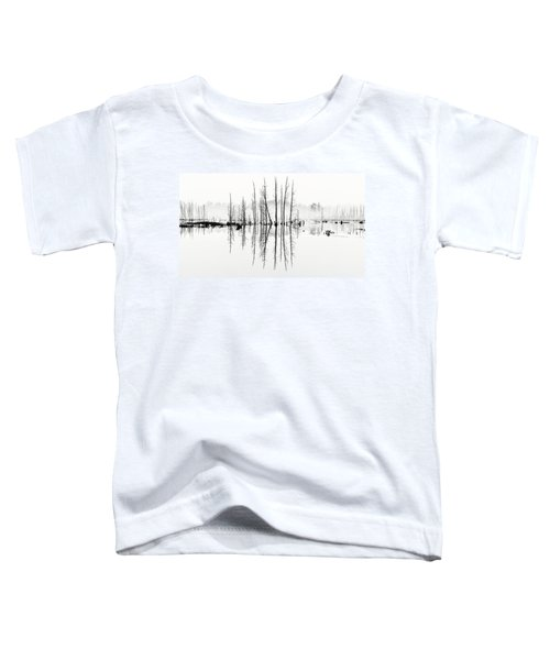 Morning Mystery Pine Lands Toddler T-Shirt