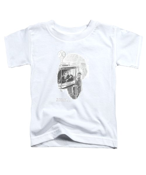 Mr. Bradley Toddler T-Shirt