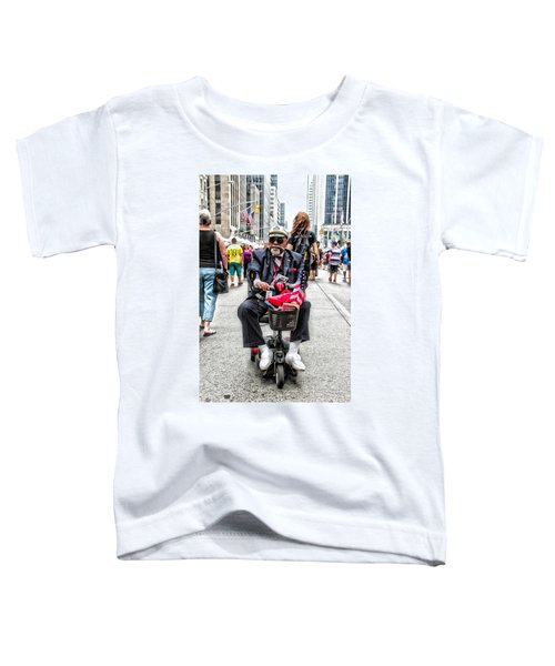 Mr. Mobile Toddler T-Shirt