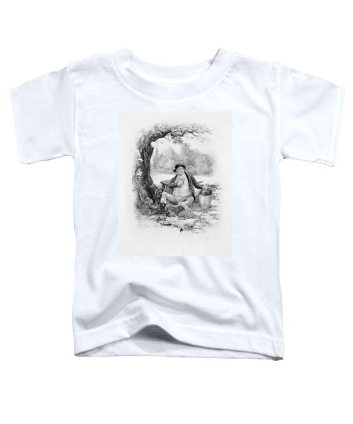 Mr Pickwick, From Charles Dickens A Toddler T-Shirt