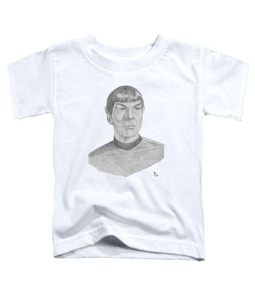 Mr. Spock Toddler T-Shirt