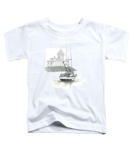 Mukilteo Lighthouse Toddler T-Shirt