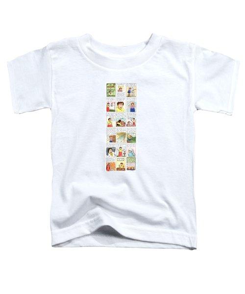 Murder In Apartment 6-k Toddler T-Shirt