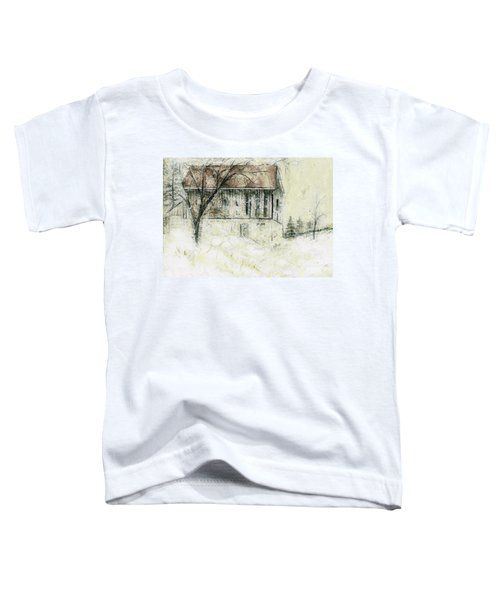 Caledon Barn Toddler T-Shirt