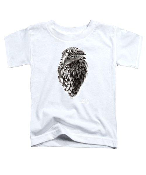 Native American Shaman Eagle Toddler T-Shirt