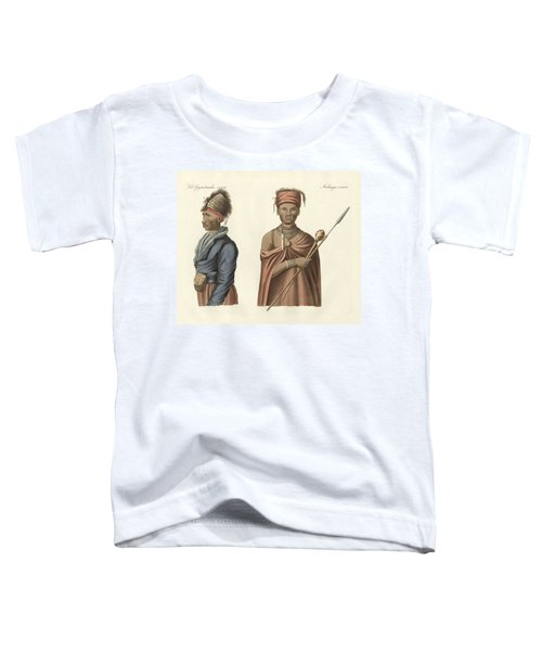 Natives Of South Africa Toddler T-Shirt
