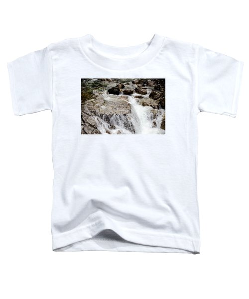 Backroad Waterfall Toddler T-Shirt