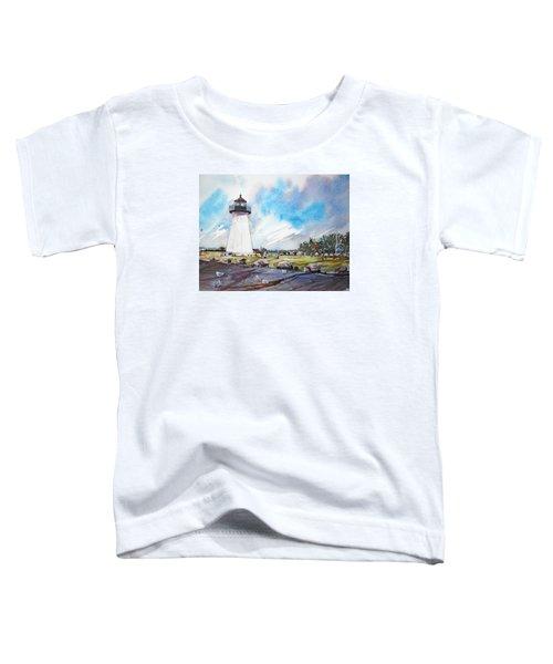 Ned's Point Light Toddler T-Shirt