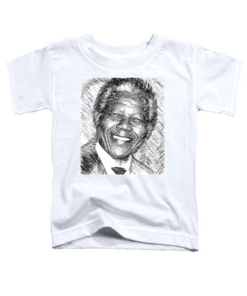 Nelson Mandela Toddler T-Shirt