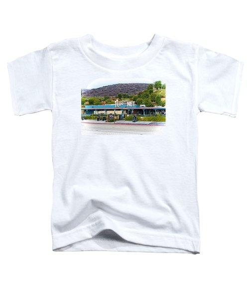 Neptune's Net Toddler T-Shirt