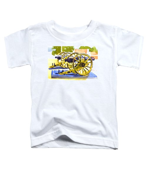 New Cannon Toddler T-Shirt